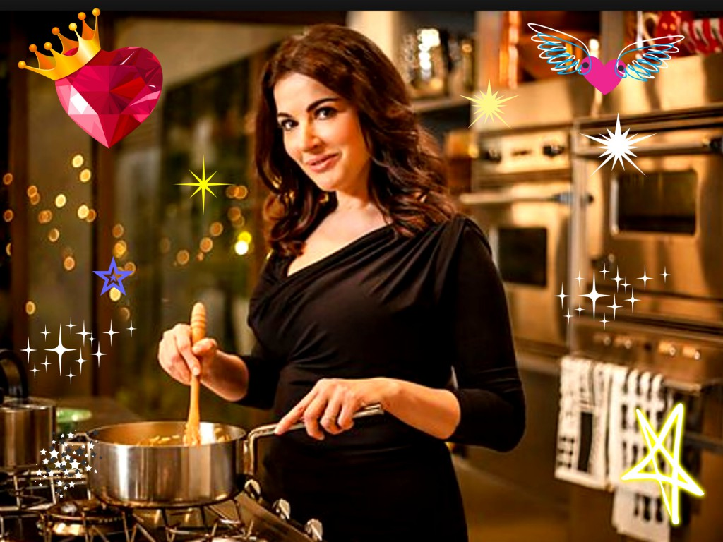 nigella christmas she is butters
